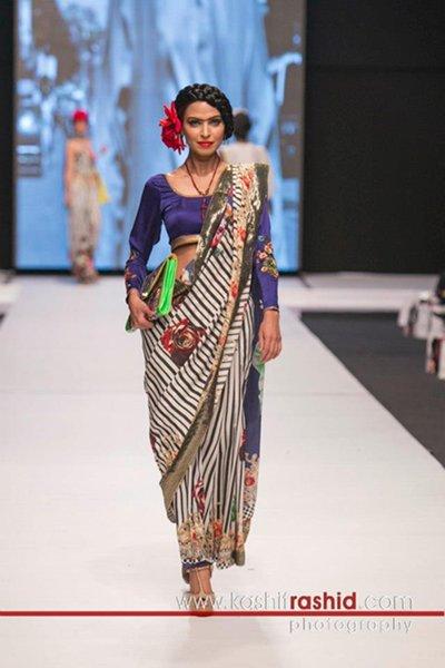 Deepak Perwani Collection at Fashion Pakistan Week 2013