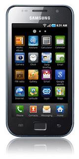 Spesifikasi SAMSUNG i9003 GALAXY SL 4GB Terbaru