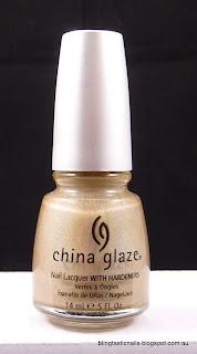 China Glaze FYI