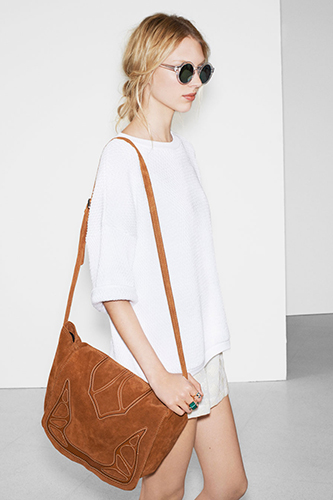 ZARA MAY 2013 LOOKBOOK, LOOKBOOK
