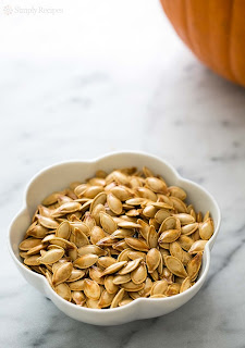 37 pumpkin recipes roasted pumpkin seeds