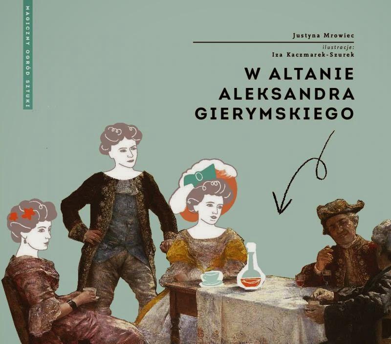 W altanie Aleksandra Gierymskiego.