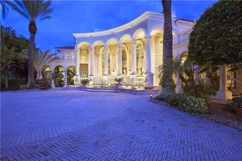 Homes mansions mansion for sale in fort lauderdale fl for Luxury mansions for sale in florida