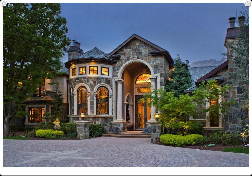 Mansions more 14 million utah mansion for Utah house