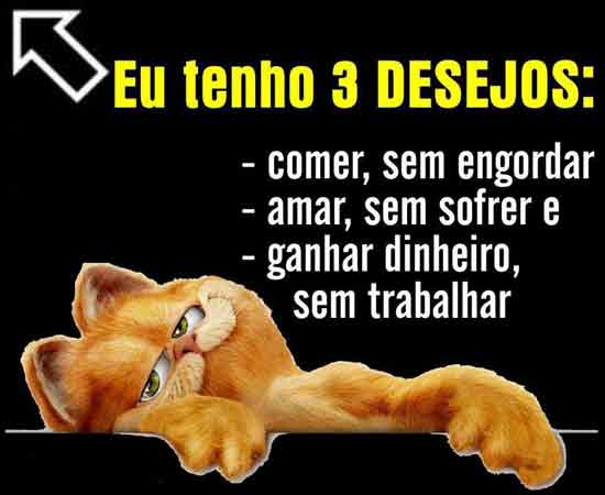 fotos Para Postar no Facebook garfield