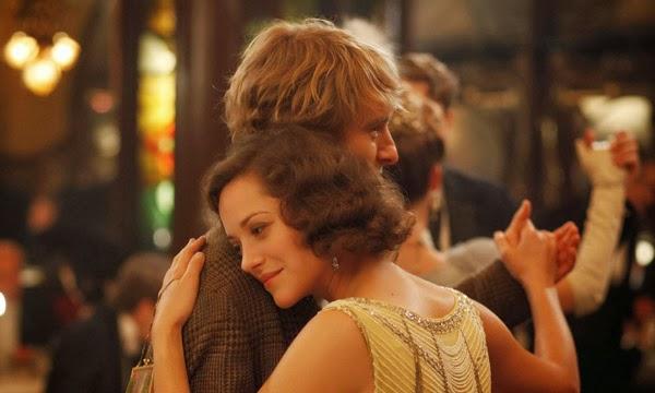 Pariste Gece Yarısı, Woody Ellen filmi, Owen Wilson, Marion Cotillard, Adriana ve Gil'in dans sahnesi