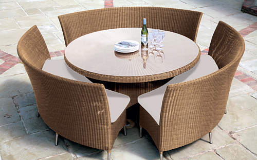 Wicker furniture for Outdoor furniture wicker
