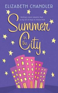 Summer in the City book cover