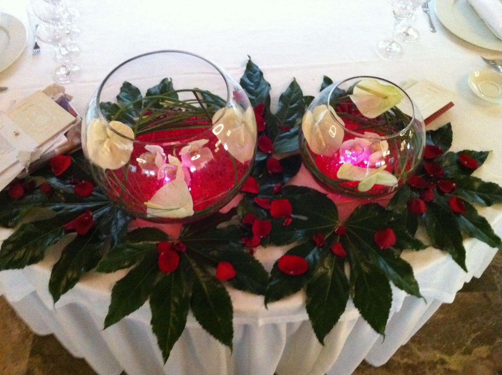 Peceras decoradas para bodas imagui - Decoraciones de peceras ...