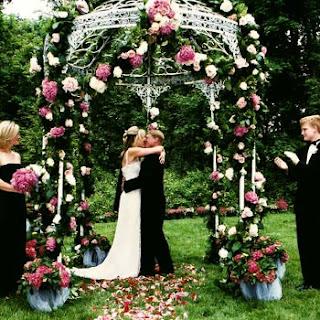 fotos e imagens de Decoração de Casamento