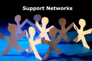 Philippine support network