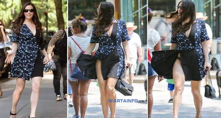 Foto Hot Rok Tersingkap Artis Seksi Liv Tyler kelihatan celana dalam CD