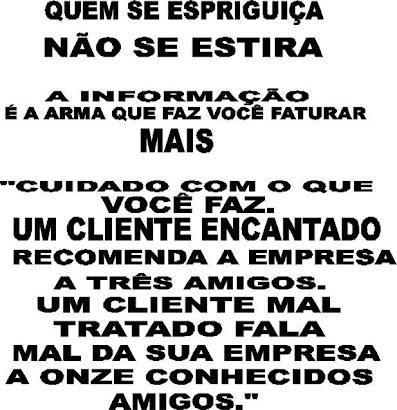 CONTINUAÇÃO  DA CAMPANHA DE PUBLICIDADE