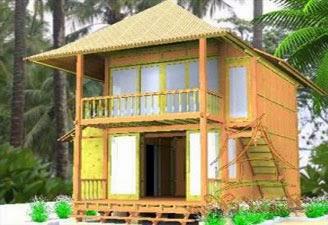 10 model rumah sederhana 2 (dua) lantai terbaru 2015