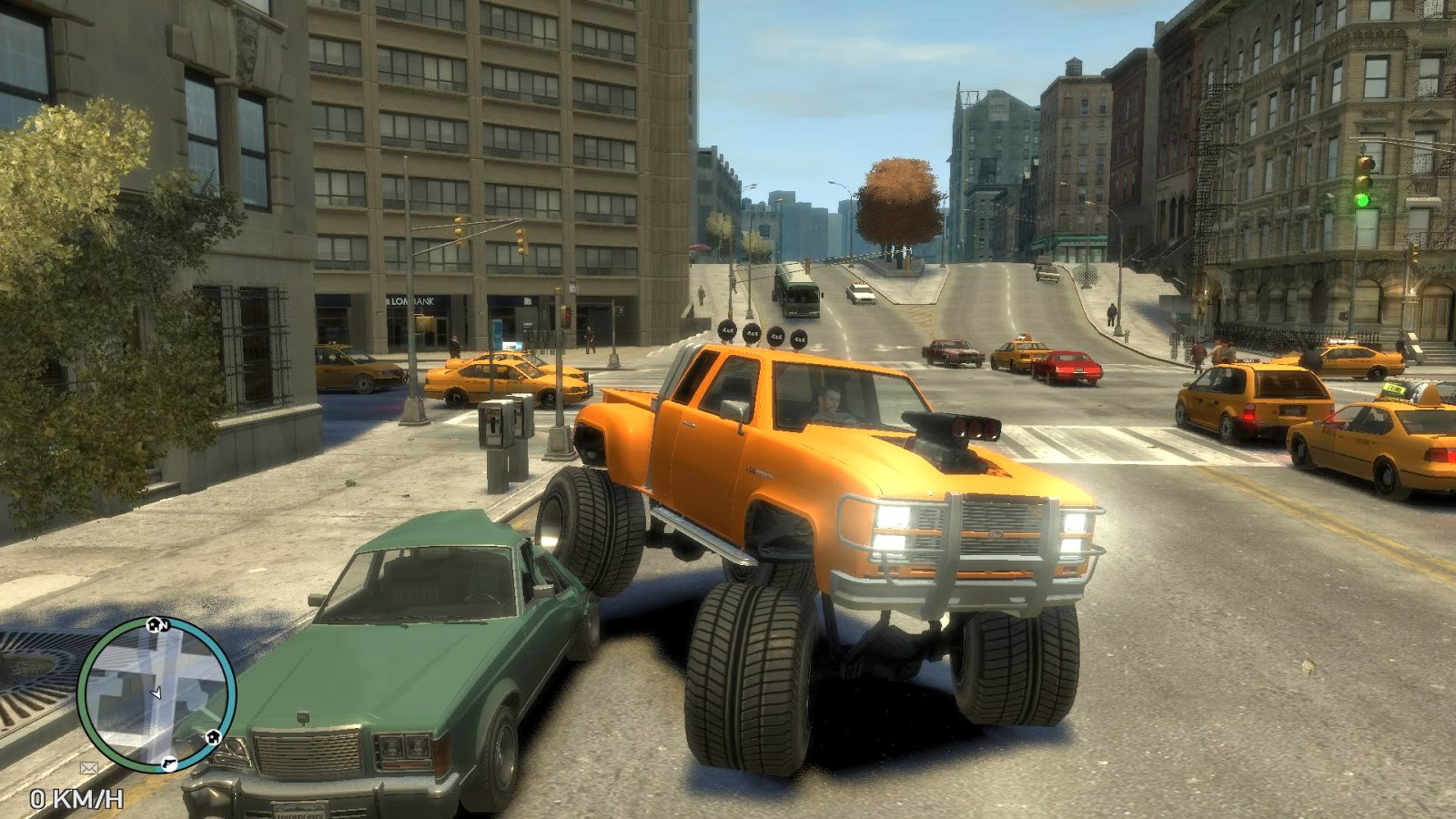 GTA IV Free Download Features