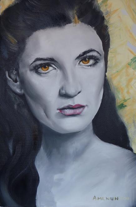 Elena Stoilova 2 - 80 x 60 cm