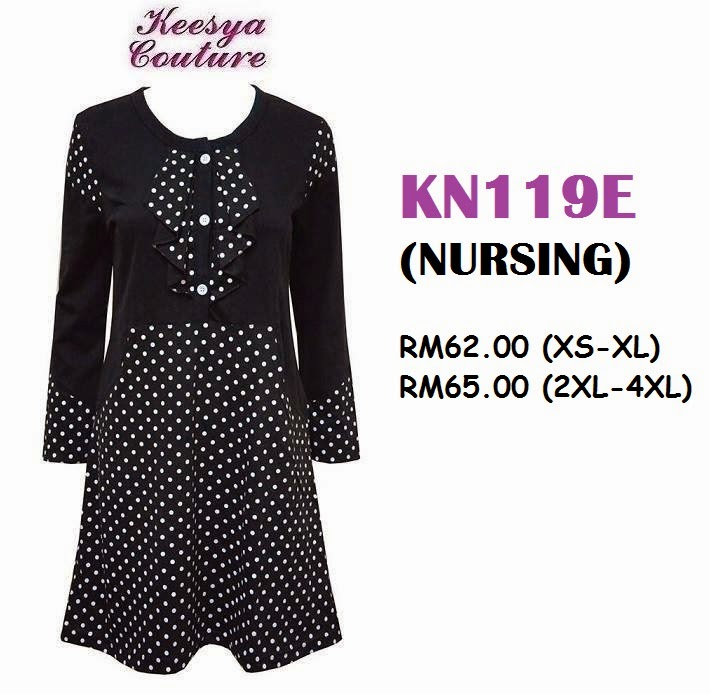T-shirt-Muslimah-Keesya-KN119E