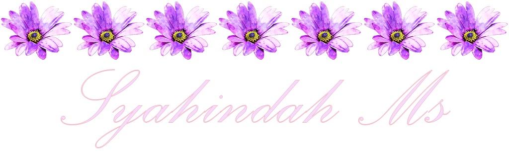 Syahindah Ms