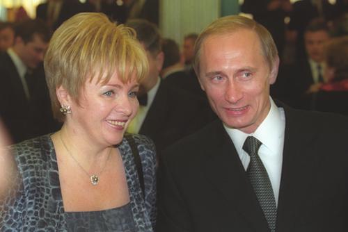Zhdukja misterioze e Ludmila Putin