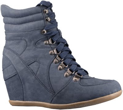 sneakers con cuña Marypaz