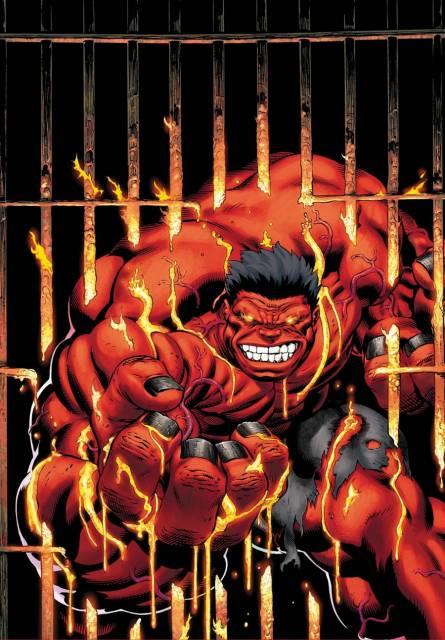 Red Hulk (Marvel Comics) Character Review - 4