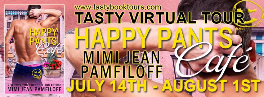 Happy Pants Cafe - July 30