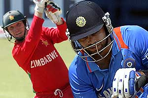 Virat-Kohli-Brendan-Taylor-India-Tour-Zimbabwe-2013