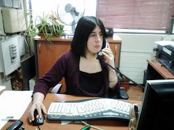 Nuestra Compañera Verónica Peralta