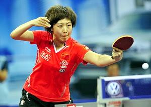 победительница открытого чемпионата китая