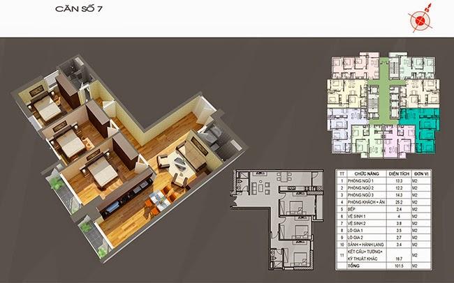 căn hộ 07 chung cư ct number one