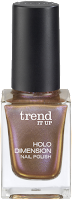Preview: Die neue dm-Marke trend IT UP - Holo Dimension Nail Polish 050 - www.annitschkasblog.de