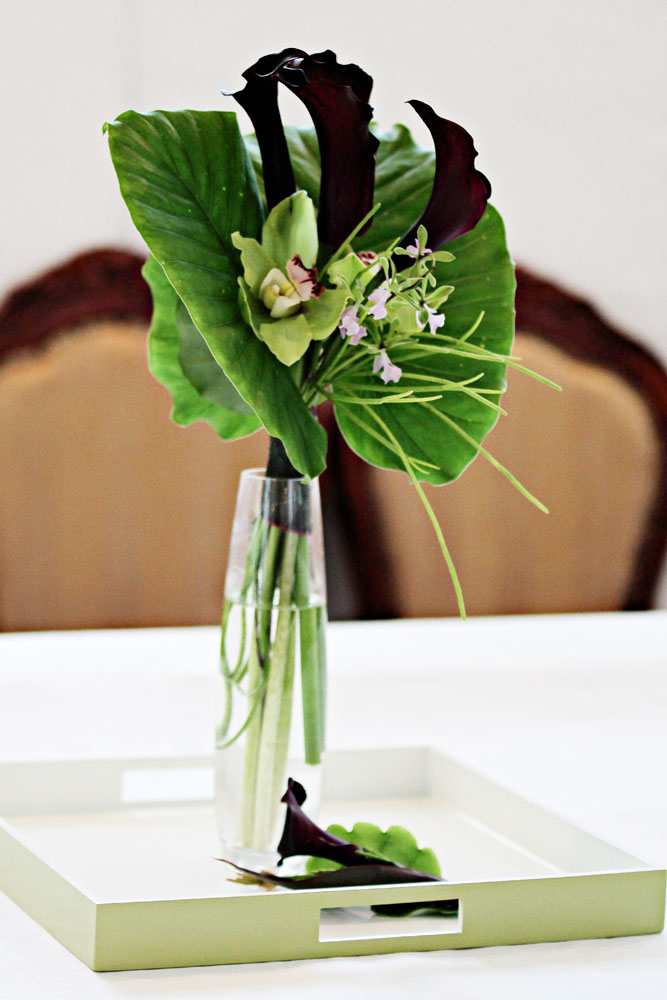 How To Make A Flower Arrangement Prepossessing Of How to Wedding Flower Arrangements Picture
