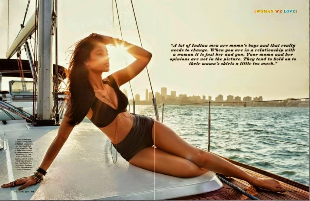 Ileana Latest Unseen Bikini Pics for MW Magazine