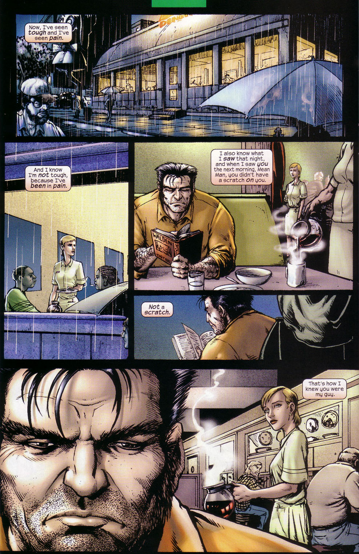 Read online Wolverine (2003) comic -  Issue #1 - 11