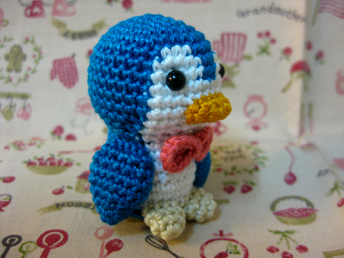 Amigurumi Japanese Patterns Free : Penguin Amigurumi AMIGURUMI PHOTO STUDIO *Free Amigurumi ...