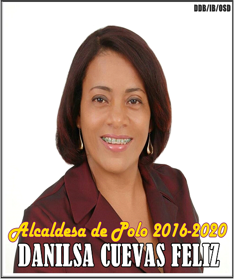 DANILSA CUEVAS ALCALDESA DE POLO