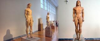 Πρώτα καθίστε και μετά διαβάστε...!!! Έντυσαν με μπούρκες, φερετζέδες και τσαντόρ αρχαία ελληνικά αγάλματα σε έκθεση στο Κατάρ...!!!