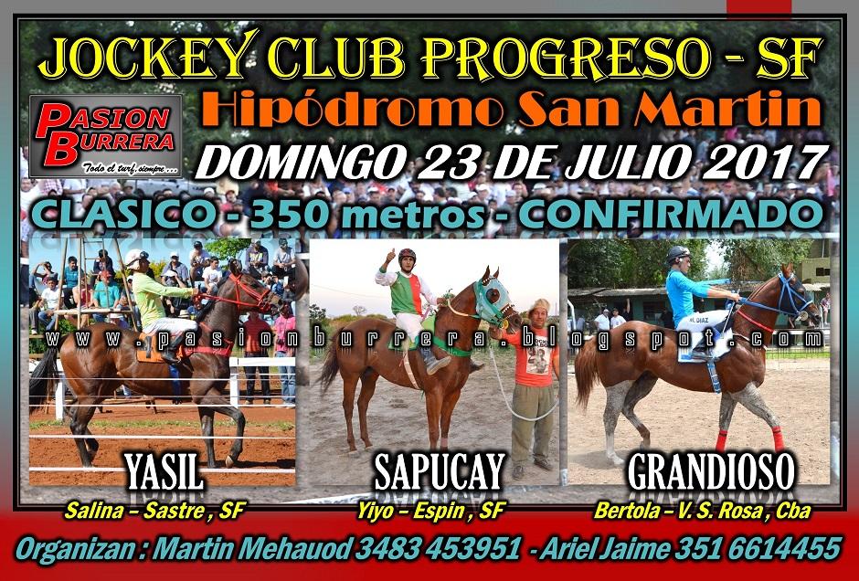 PROGRESO 23 - 350