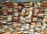 tanti libri foto