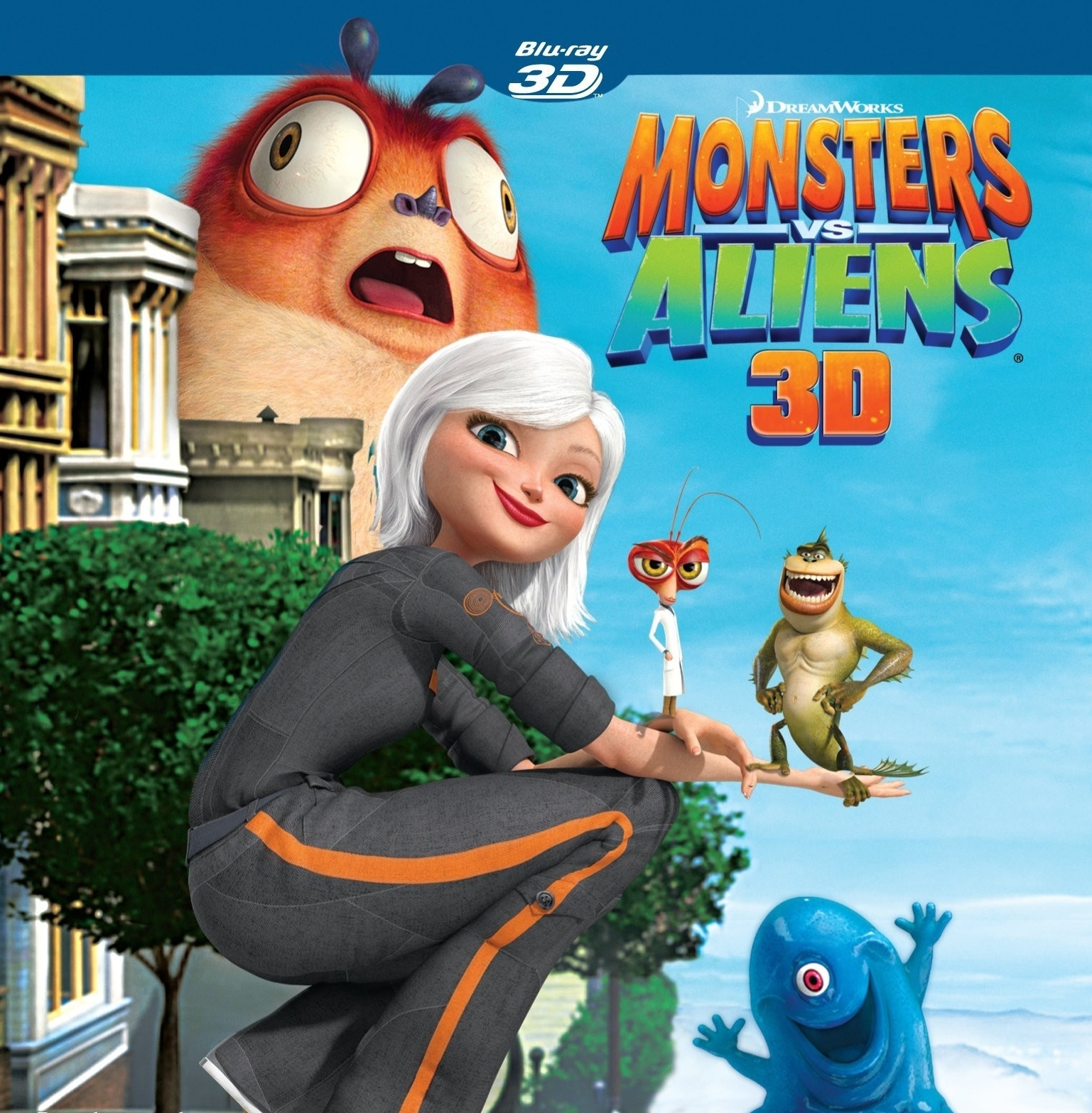 Monsters vs aliens pron nude image