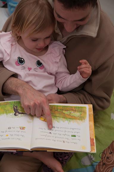 Leer cuentos en inglés a niños por Eva Gascón