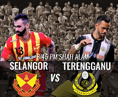 Video Gol Selangor Vs Terengganu Piala FA 2015