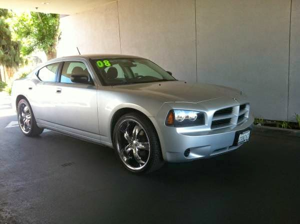 2008 dodge charger reviews