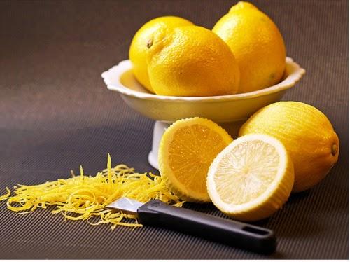 lemon zest color - photo #27