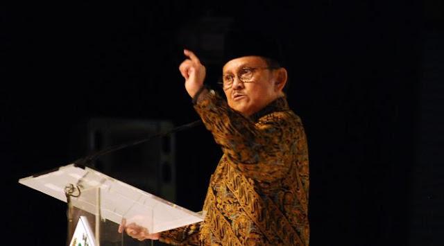 BJ Habibie: Soeharto Pahlawan dan Guru Saya