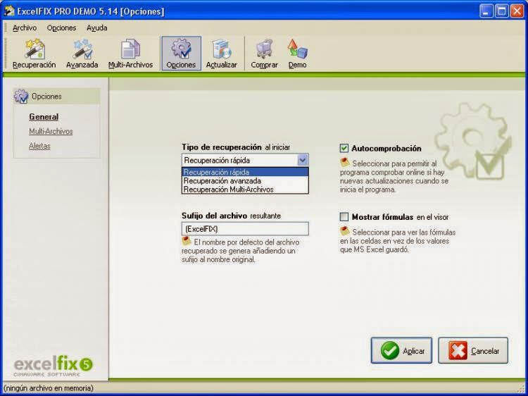 OfficeFIX اصلاح ملفات الاوفيس التالفة