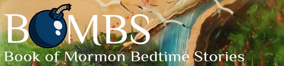 Book of Mormon Bedtime Stories