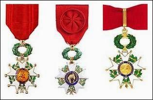 Mérite et bravoure pour la Nation