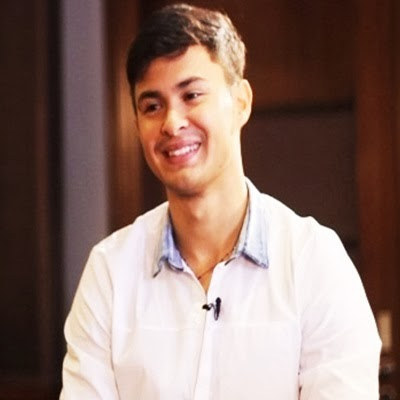 Matteo Guidicelli on TNT