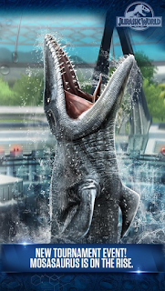 Jurassic World™: The Game 1.6.5 Apk 1